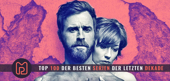 The Leftovers mit Justin Theroux und Carrie Coon