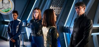 Star Trek: Discovery: Burnham, Cornwell, Georgiou und Sarek