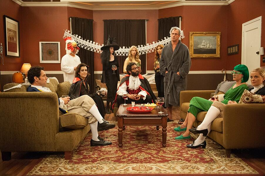 They Came Together mit Cobie Smulders, Paul Rudd, Amy Poehler, Ed Helms und Christopher Meloni