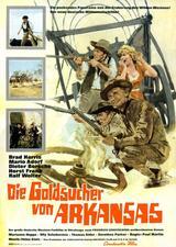 Die Goldsucher von Arkansas - Poster