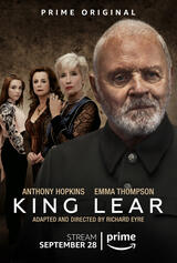 King Lear - Poster