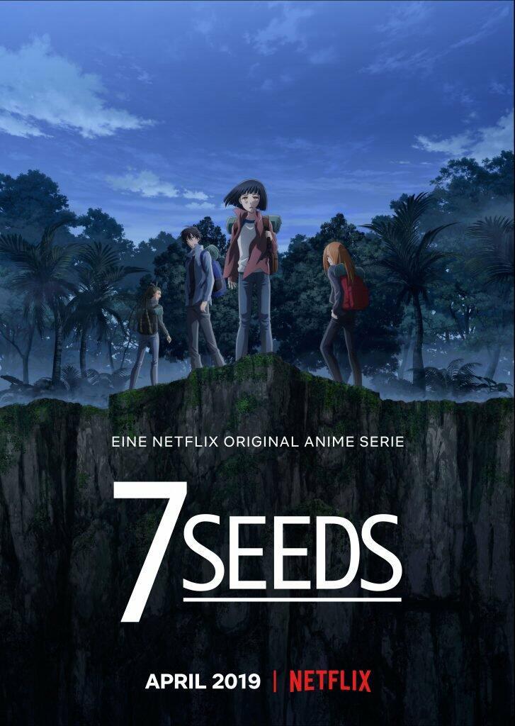 7SEEDS - Staffel 1