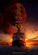 Tod auf dem Nil - Poster