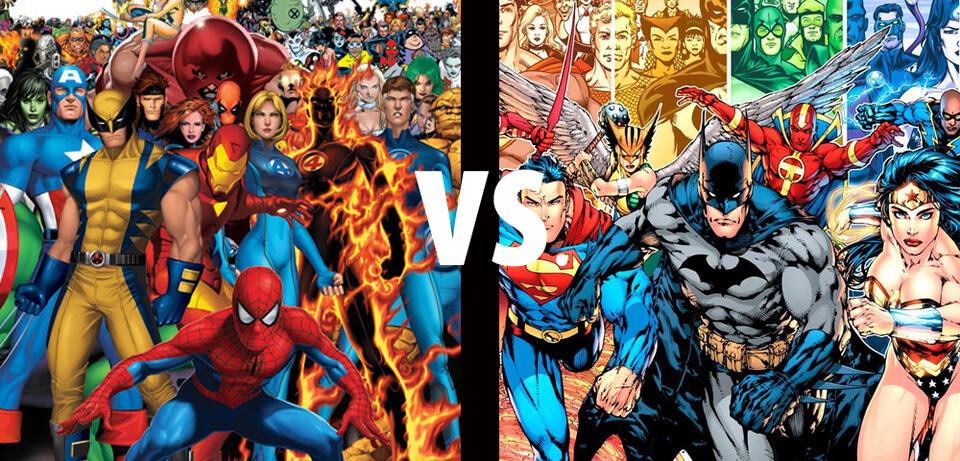 Marvel Helden Liste