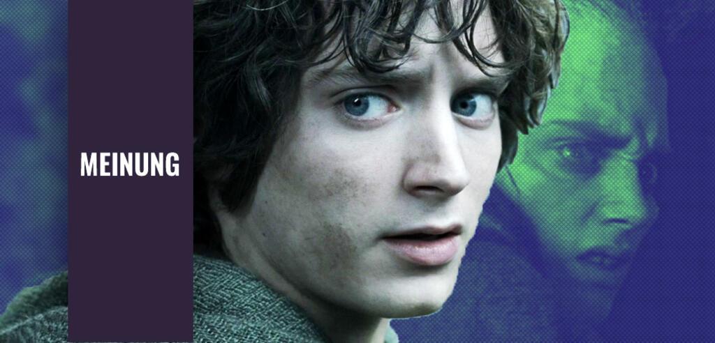 Der Herr der Ringe: Frodo als Gollum wäre genial geworden