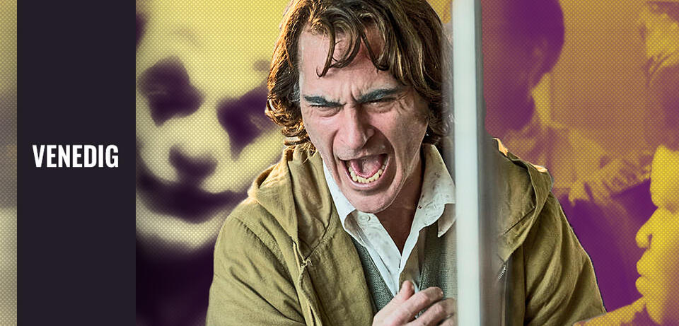 Joker mit Joaquin Phoenix hat den Goldenen Löwen von Venedig gewonnen