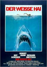 Der weiße Hai - Poster