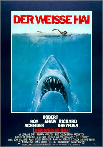 Der Weisse Hai Film 1975 Moviepilot De