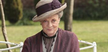 Bild zu:  Maggie Smith in Downton Abbey