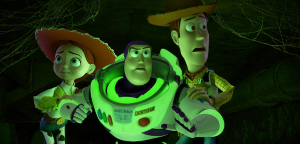Toy Story of Horror