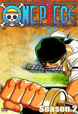One Piece - Staffel 2 - Poster