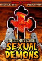 Sexuelle Gelüste triebhafter Mädchen