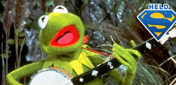 Bild zu:  Kermit der Frosch