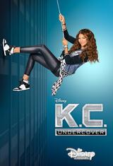 K.C. Undercover - Poster