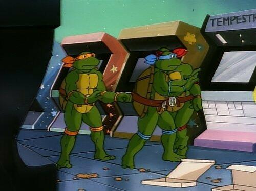 Teenage Mutant Hero Turtles - Staffel 5