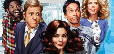 Powerless Comic-Con Poster