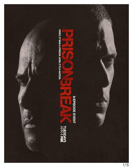 Prison Break, Prison Break Staffel 1