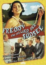 Freddy und das Lied der Südsee - Poster