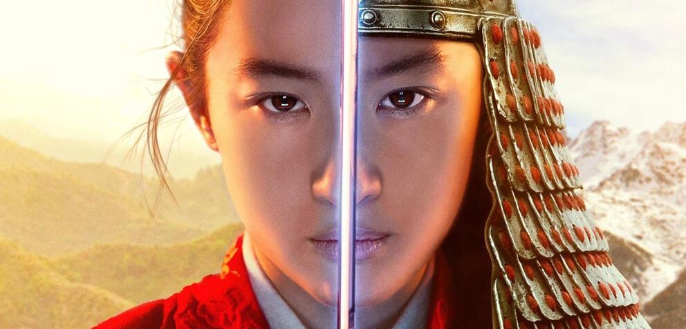 Disneys Mulan mitYifei Liu