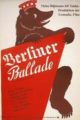 Berliner Ballade - Poster