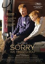 Sorry We Missed You - Poster