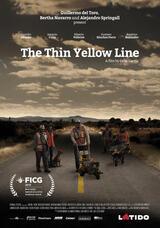 The Thin Yellow Line - Poster