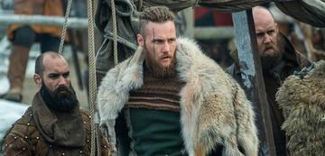 Ubbe in Vikings