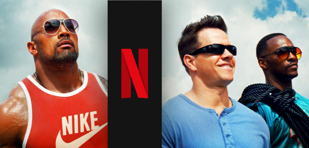 Pain and Gain verschwindet bei Netflix