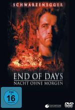 End of Days - Nacht ohne Morgen Poster