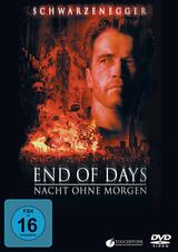End of Days - Nacht ohne Morgen - Poster