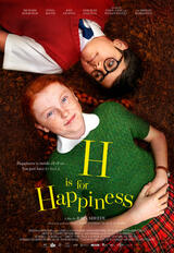 H is for Happiness - Poster