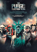 The Purge 3 - Election Year Poster