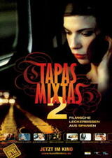 Tapas Mixtas 2 - Night of the Shorts - Poster