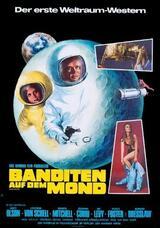 Banditen auf dem Mond - Poster
