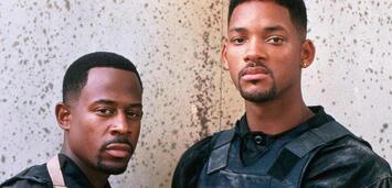 Bild zu:  Bad Boys: Martin Lawrence und Will Smith