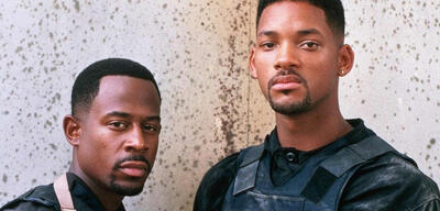 Bad Boys: Martin Lawrence und Will Smith