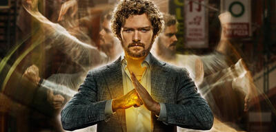 Marvel's Iron Fist mit Finn Jones
