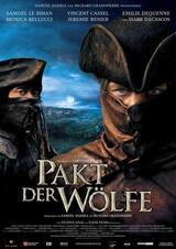 Pakt der Wölfe - Poster