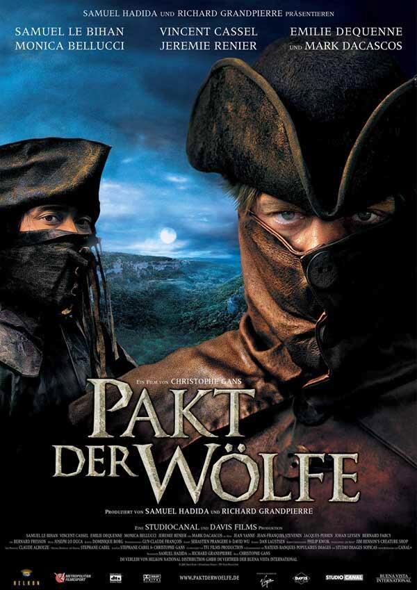 Pakt Der Wölfe Stream