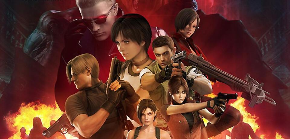 Resident Evil wird 20 Jahre alt