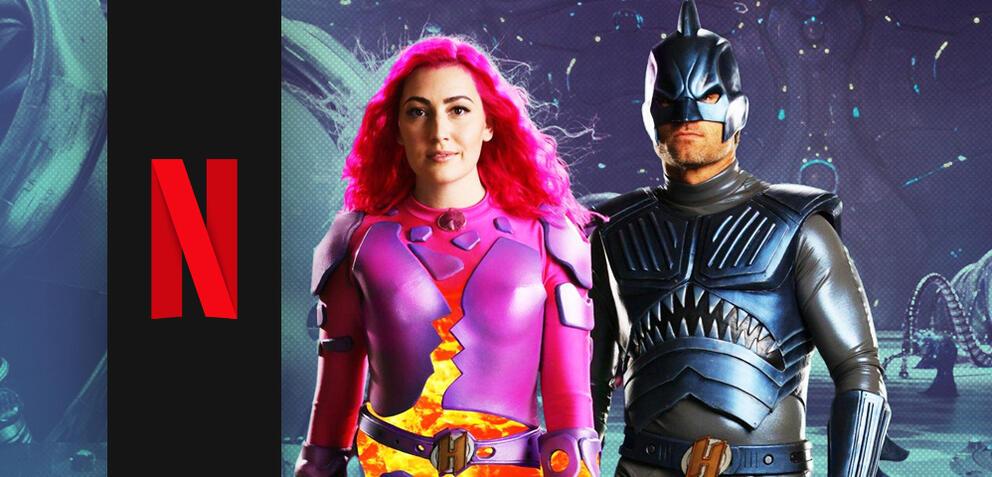 Marvel Filme Bei Netflix