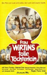 Frau Wirtins tolle Töchterlein - Poster