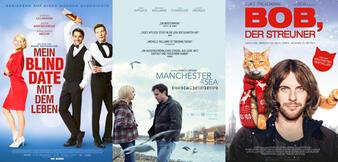 Top 25 der besten Filme des Monats - Januar 2017