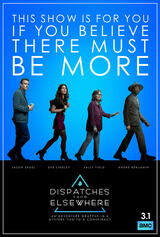 Dispatches from Elsewhere - Staffel 1 - Poster