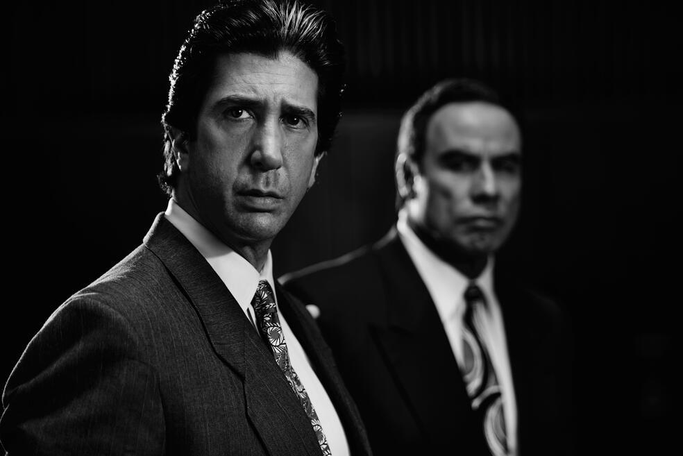 American Crime Story mit David Schwimmer