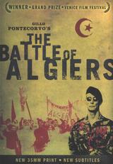 Schlacht um Algier - Poster