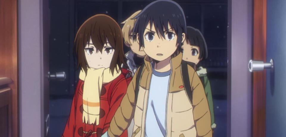 Erased Die Stadt In Der Es Mich Nicht Gibt C Peppermint Anime