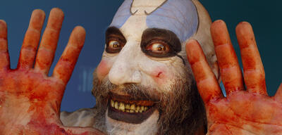 Sid Haig als Captain Spaulding in The Devil's Rejects