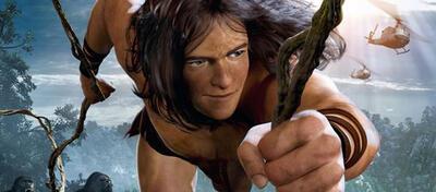 Kellan Lutz als Dschungelkönig Tarzan