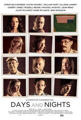 Filmplakat zu Days and Nights